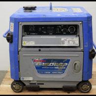 デンヨー 防音型 エンジン溶接機 GAW-150ES2