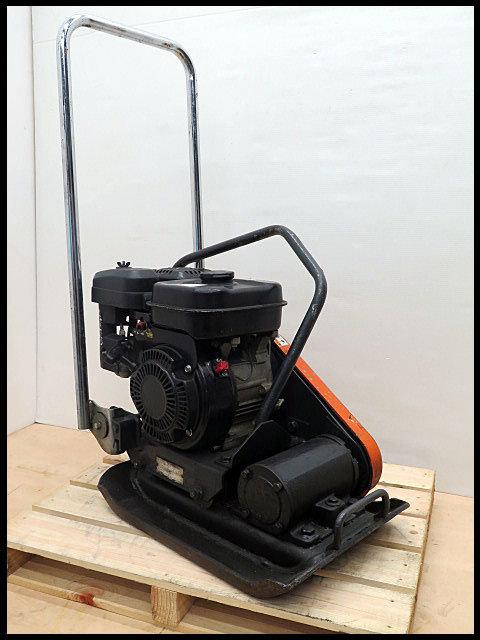 日立 エンジン プレートコンパクター ZV60PFL